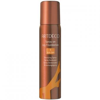 Artdeco Bronzující sprej na nohy (Spray On Leg Foundation) 100 ml 8 Desert Sun