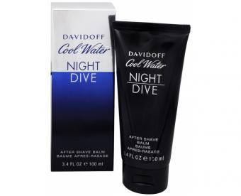 Davidoff Cool Water Night Dive - balzám po holení 100 ml