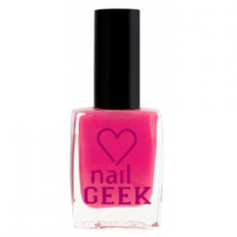 Makeup Revolution Lak na nehty I LOVE MAKEUP (Nail Geek) 12 ml Clear Skies