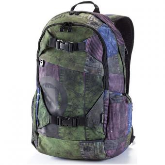 Meatfly Batoh Basejumper 20L N - Aftermatch Green