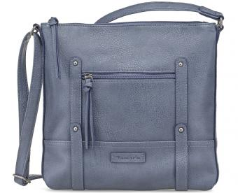 Tamaris Elegantní crossbody kabelka Rene Crossbody Bag Denim 1064161-802