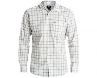 Quiksilver Košile Everyday Check LS Steeple Gray EQYWT03183-SMC2 S