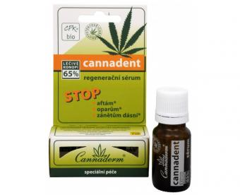 Cannaderm Sérum proti oparům Cannadent STOP 5 ml