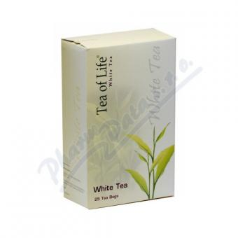 AMAZON TRADING (PVT) LTD, SIRI DHAMMA MAW Tea of Life White tea n.s.25x2g - bílý čaj